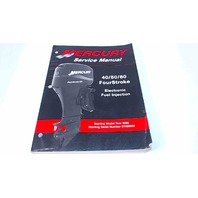 90-883065 Mercury Service Manual 40/50/60 FourStroke Electronic Fuel Injection