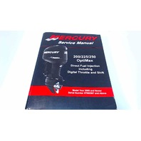 90-856252T00 Mercury Service Manual 200/225/250 OptiMax Direct Fuel Injection incl. DTS