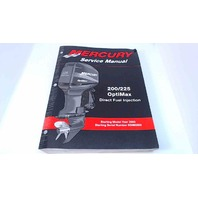 90-859769R1 Mercury Service Manual 200/225 OptiMax Direct Fuel Injection