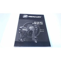 90-8M0105568 Mercury Service Manual 25/30 EFI & 25 EFI JET