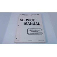 90-859494 Mercury Mariner Service Manual 115/135/150 HP Direct Fuel Injection