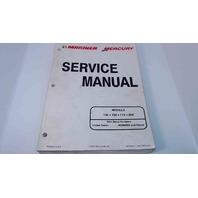 90-878079 Mercury Mariner Service Manual 135/150/175/200 HP