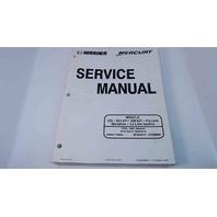 90-822900R3 Mercury Mariner Service Manual 225/250/3.0 Litre 1994-2001 Models