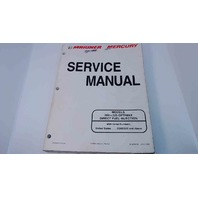 90-859769 Mercury Mariner Service Manual 200/225 HP OptiMax Direct Fuel Injection