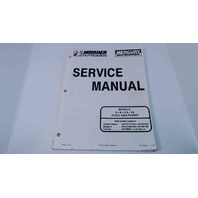 90-13449-1 Mercury Mariner Service Manual 6/8/9.9/15 HP 210cc SailPower