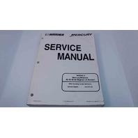 90-828631R3 Mercury Mariner Service Manual 40/45/50/50 Bigfoot 4 Stroke