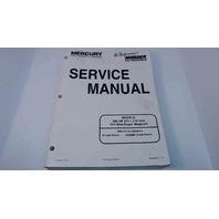 90-849372 Mercury Mariner Service Manual Hi-Performance 300 HP EFI / 3.0 Litre
