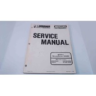 90-817643-1 Mercury Mariner Service Manual 50/55/60 HP Serial# D000750 & Up