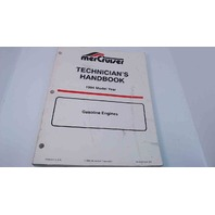 90-806535940 MerCruiser Technician's Handbook Model Year 1994 Gasoline Engines