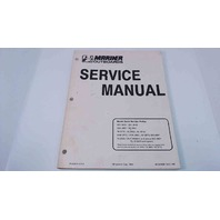 90-824936 Mariner Outboards Service Manual 20A/25A/25B/28/48/55/60