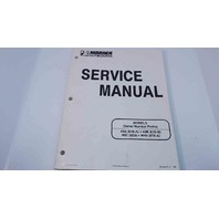 90-84520-2 Mariner Outboards Service Manual 40A/40B/40C/W40
