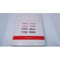 90-86135-5 Mercury Marine Service Manual 45/50/60/70