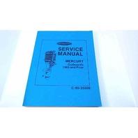 C-90-25500 Mercury Outboards Service Manual 1965 & Prior