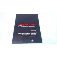 90-878119 Mercury Tech Service Eduction Level II FourStroke Course