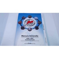90-89833303 Mercury University 2008-2009 Tech. Guide MerCruiser EFI