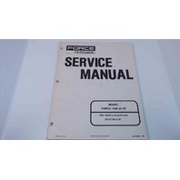 90-830894 Force Service Manual Model 1996 25 HP