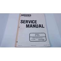 90-81250R1 Force Service Manual Models 40/50 HP