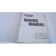 90-92235-1 Mercury Outboards Service Manual Models 18/25 HP