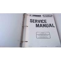 90-816249-1 Mercury Mariner Outboards Service Manual Models V135/V200