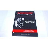 90-896580200 Mercury Service Manual Electrical System 200/225/250/275 HP Verado