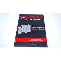 90-896580400 Mercury Service Manual Powerhead 200/225/250/275 HP Verado