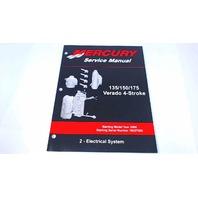 90-897928200 Mercury Service Manual Electrical System 135/150/175 HP Verado