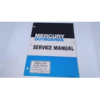 C-90-86121 Mercury Outboards Service Manual