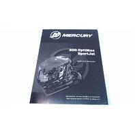 90-8M0112028 Mercury Service Manual 200 OptiMax SportJet