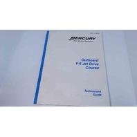 90-878118 Mercury Outboard Tech Guide V6 Jet Drive Course