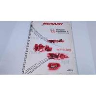 90-878120R1 Mercury Technician's Guide Level II OptiMax Course