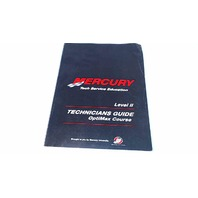 90-884876 Mercury Technician's Guide OptiMax II