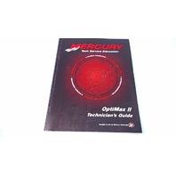 Mercury Outboards 03 04 FourStroke II Technician's Guide Servicing