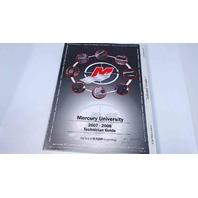 90-898315002 Mercury University 2007-08 Tech. Guide Outboards Verado 1