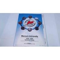 90-898309003 Mercury University 2008-09 Technician Guide OptiMax III