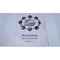 90-8879353005 Mercury University 2010-11 Tech. Guide Axius & Total Command