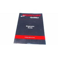 90-889525 Mercury Diagnostic Guide OptiMax Models 2000& Newer