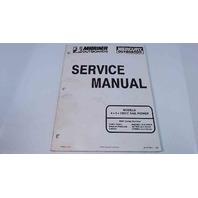 90-17308-1 Mercury Mariner Service Manual 4/5 HP 102CC SailPower