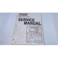 90-86136-1 Mercury Outboards Service Manual Models 4GNAT/90cc Sailpower/4/4.5/7.5/9.8/20/40