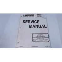 90-13449-1 Mercury Service Manual 6/8/9.9/15 HP 210cc Sailpower