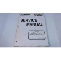 90-856159R1 Mercury Mariner Service Manual 9.9/15 HP 9.9/15 BigFoot 4 Stroke