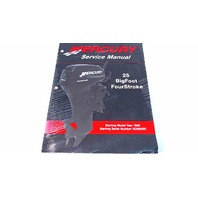90-854785R2 Mercury Service Manual 25 BigFoot FourStroke Model Year 1998