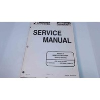 90-857046 Mercury Mariner Service Manual 30/40 HP Stroke