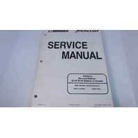 90-828631R3 Mercury Mariner Service Manual 40/45/50 HP 50 Bigfoot 4 Stroke