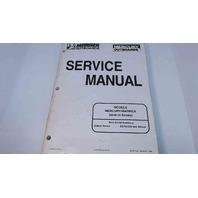 90-857046 Mercury Mariner Service Manual 30/40 HP 4 Stroke