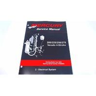 90-896580200 Mercury Service Manual Electrical System 200-275 HP Verado