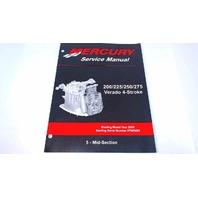 90-896580500Mercury Service Manual Mid-Section 200-275 HP Verado