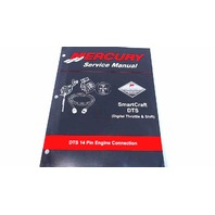 90-895072 Mercury Service Manual SmartCraft DTS 14 Pin Engine Connection