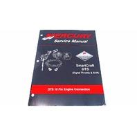 90-895372 Mercury Service Manual SmartCraft DTS 10 Pin Engine Connection