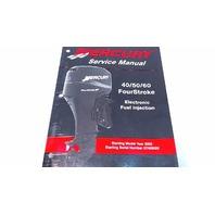 90-883065 Mercury Service Manual 40/50/60 HP FourStroke EFI