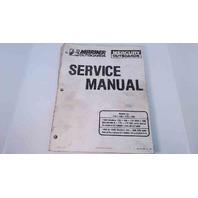 90-814098-1 Mercury Mariner Service Manual 135/150/175/200 HP